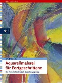 Link zur Buchrezension von Aquarellmalerei für Fortgeschrittene