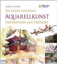 Link zur Buchrezension von Aquarellkunst - Inspiration aus Fernost