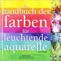 Link zur Buchrezension von Das Handbuch der Farben für leuchtende Aquarelle